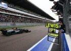 GP Russia: caos pioggia, la spunta Hamilton ma Verstappen è 2°. Ferrari a podio con Sainz