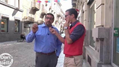 L'assessore comunale al commercio Stefano La Malfa, intervistato nei giorni scorsi da Paolo La Bua