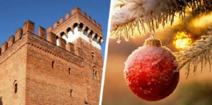 Il Castello di Verrone ed il Natale