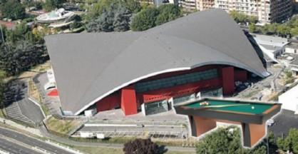 Il Palavela di Torino ospiterà le finali del campionato italiano di biliardo