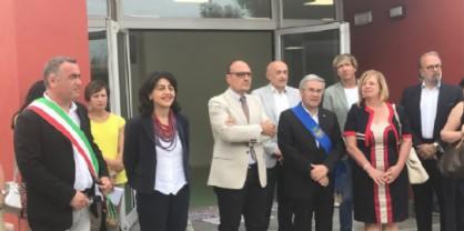 Edilizia: inaugurata la scuola dell'infanzia a Premariacco