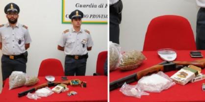 Operazione antidroga tra Friuli e Calabria: 3 arresti