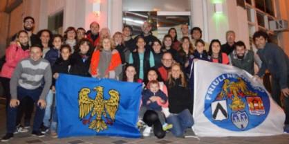 Si allarga la famiglia dei Fogolâr Furlan dell'Argentina