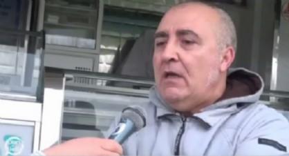 Il sindaco di Mongrando Antonio Filoni