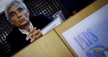 Il presidente dell'Inps, Tito Boeri, lancia l'allarme sulle pensioni all'estero.