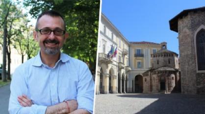 Andrea Delmastro e Palazzo Oropa