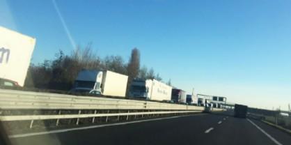 Incidente in A4 tra Villesse e Palmanova: 6 km di coda