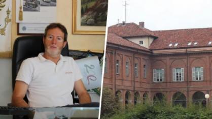 Emanuele Ramella Pralungo e la Provincia di Biella