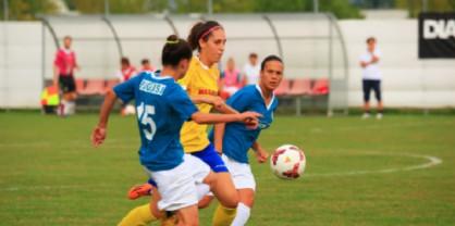 Sofia Del Stabile, dal Friuli agli Usa per studiare e per giocare a calcio