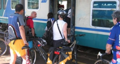 Cicloturismo: da sabato 19 agosto due treni straordinari sulla Trieste-Tarvisio