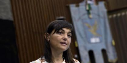 La presidente della Regione Fvg Debora Serracchiani