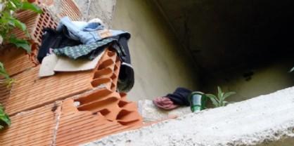 Scoperto un nuovo edificio occupato dai migranti