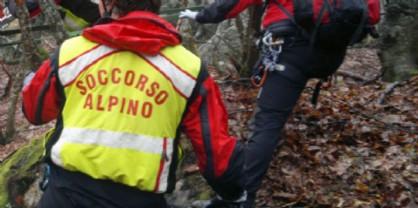 Soccorso alpino sulle tracce di un uomo, ma è un falso allarme