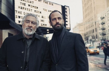 Robert De Niro e Benjamin Millepied