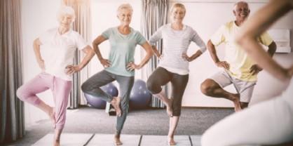 'Yoga dopo i 50': perché non provare?
