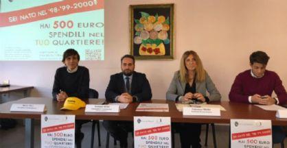 La presentazione dell'iniziativa in Cirscoscrizione 3