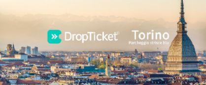 Anche a Torino il parcheggio è smart con DropTicket