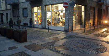 Atelier dell'artista Giuliana Milia, in via Fiano