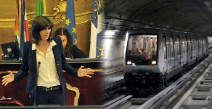 Chiara Appendino ha firmato un accordo per l'aggiudicazione del progetto Metro2