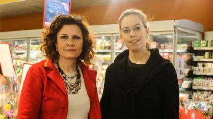 Nadia Galvan e Giulia Pavani (foto di Valeria Cavallo)