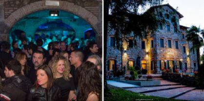 History: lo storico mondo della notte si ritrova a Villa Melsi