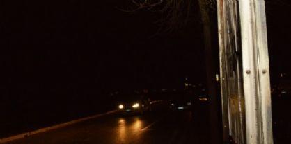 Black out nelle strade di Udine