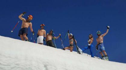 Sella Nevea chiude la stagione dello sci...con il sole!