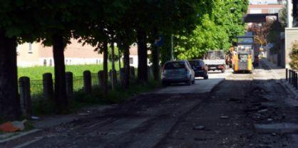 Via Marangoni chiusa e il traffico in città va in tilt