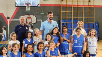 Tommaso Raspino e il Mini Basket Cossato