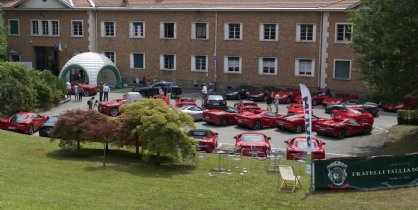 Il lanificio Tallia di Delfino protagonista dell'evento «Eccellenze Italiane»