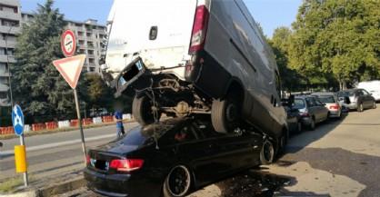 L'incidente di corso Grosseto