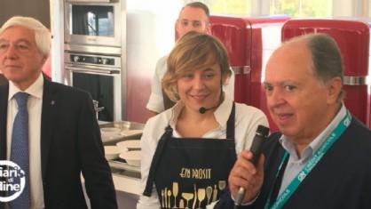 Klugmann: «Ein Prosit riesce a raccontare l'essenza dei cuochi»