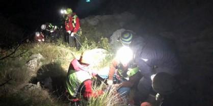 Ritrovato senza vita l'uomo scomparso in Val Rosandra