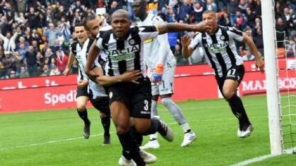 Udinese 3-2 Spal. Okaka schianta la Spal!