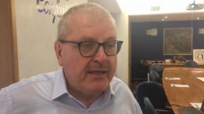 Graziano Tilatti, presidente di Confartigianato Udine