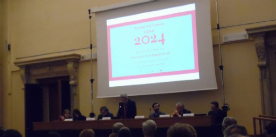 Agenda del Futuro. Udine 2024. Il tavolo dei relatori