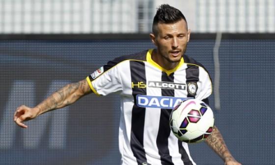 Cyril Thereau, deludente contro la Lazio