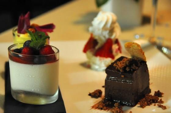 La tavolozza di dessert