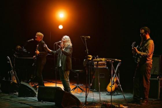 Patti Smith: sacerdotessa del rock, passionaria, poetessa, sciamana. E' stata definita in molti modi