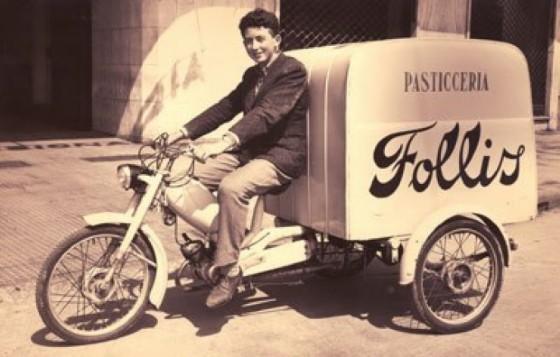 Foto storiche dalla Pasticceria Follis
