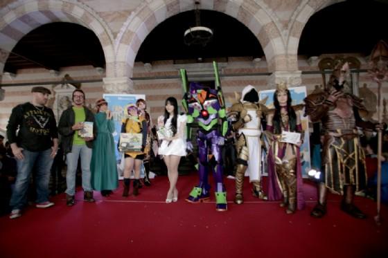 Il più famoso ed esuberante evento marchiato Feff: il Cosplay Contest
