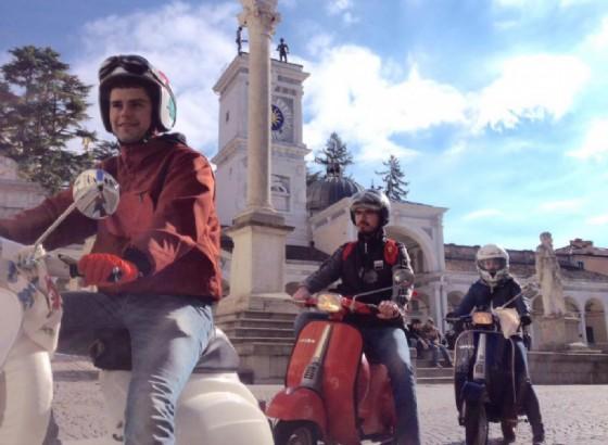 Tutto è partito dal centro di Udine