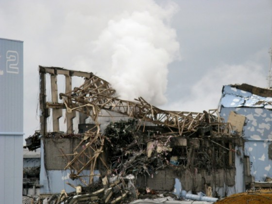 The 2011 tsunami killed more than 18,000 people and triggered the Fukushima nuclear disaster (© AFP)