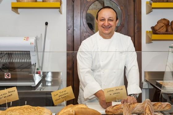 Lo chef Ciccio Sultano (© cicciosultano.it)