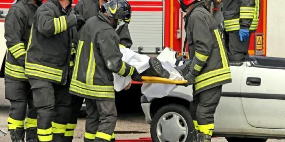 Un incidente stradale (Immagine di repertorio)