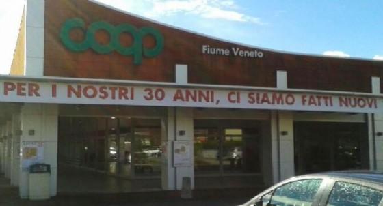 La Cooperativa di Fiume Veneto (© Coop Casarsa)