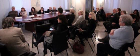 Il giorno della presentazione dei dati (© Ufficio stampa Anmil)