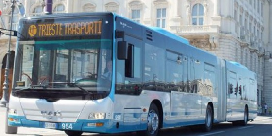 Si interverrà per migliorare la fermata dei bus a Cattinara