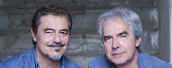 Massimo Dapporto e Tullio Solenghi