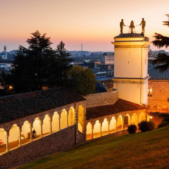 Una veduta del Castello di Udine (© Roberta Patat | Shutterstock.com)